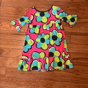 Little girls Crico dress!
